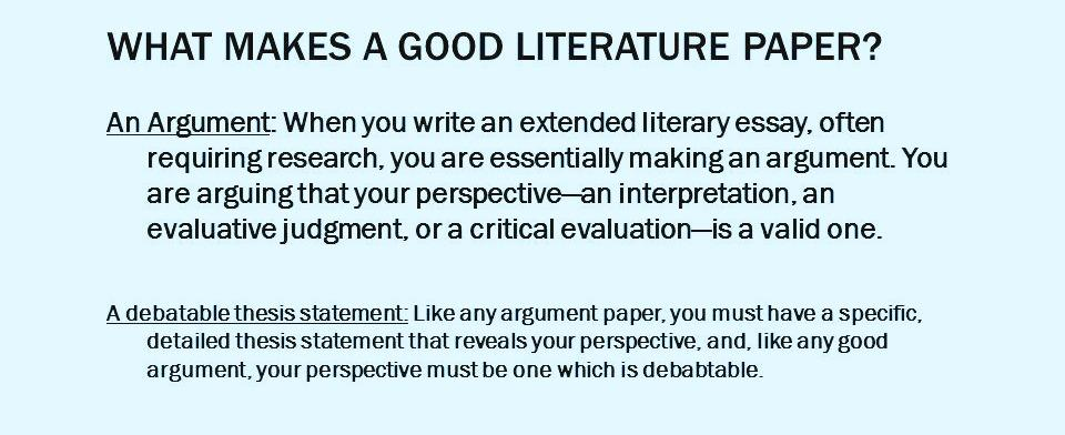 essential college skills how to write a literary analysis essay how to write a literary analysis essay