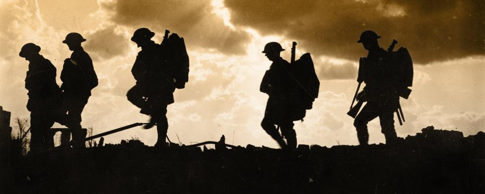 THE IMPACTS OF THE WORLD WARS ON HUMAN HISTORY